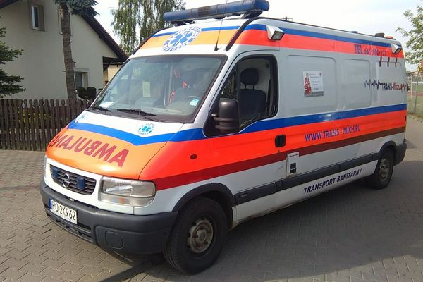 Cennik - transport medyczny isanitarny 2