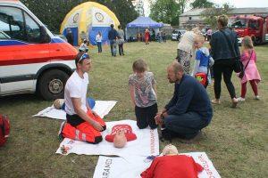 Szkolenie rodzinne z pierwszej pomocy